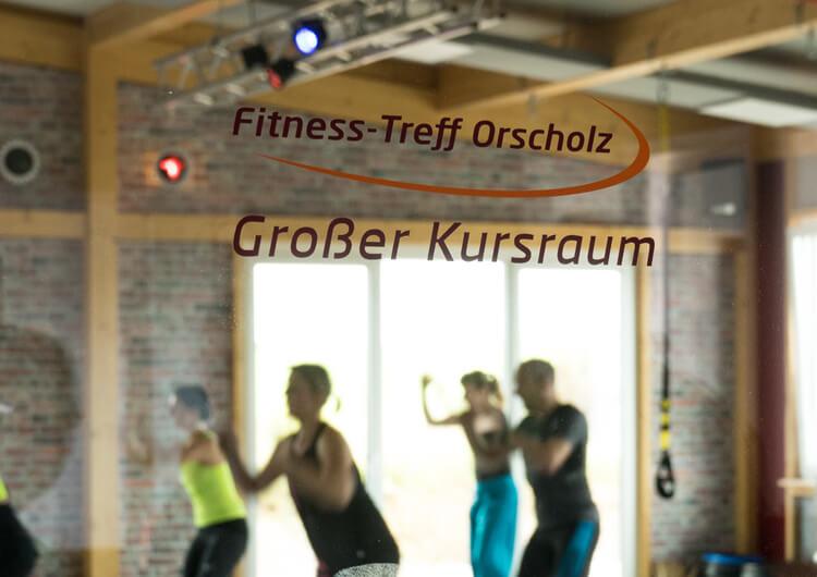 fitness-treff orscholz grosser kursraum