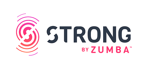 strong by zumba™ logo