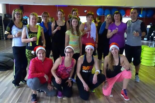 Zumba Party 29.11.2015 Galerie