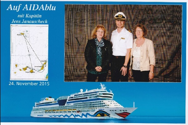 AIDA Reise - Sommerspiel 2015