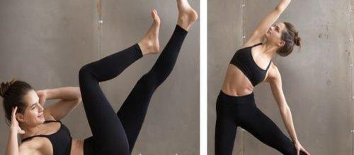 Bauchkiller und Stretching