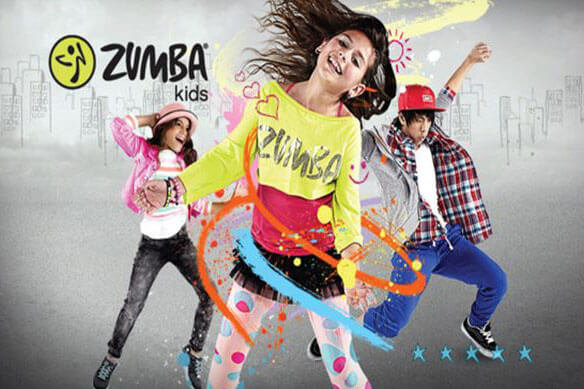 Der Zumba® Kids Kurs