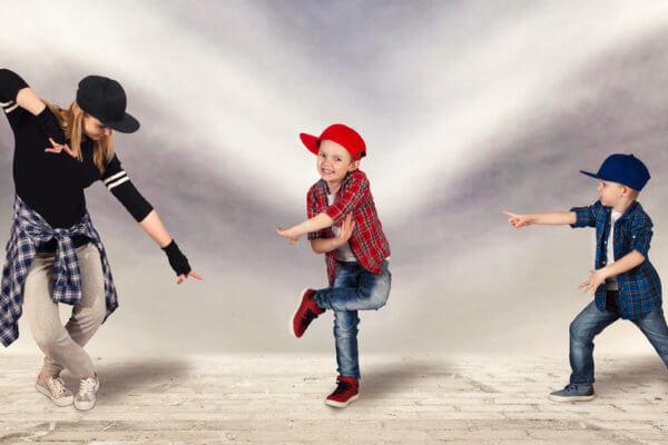 Hip Hop für Kinder