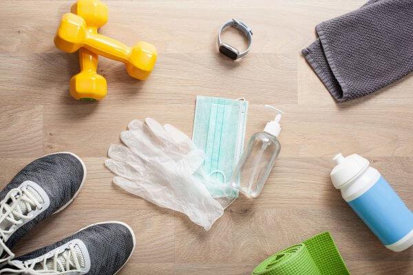 Trainingsspaß mit mehr Hygiene